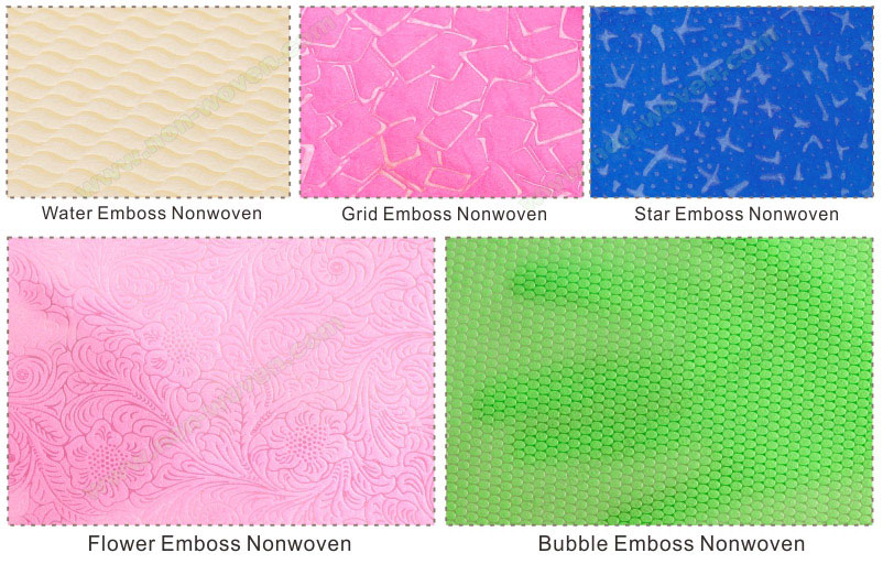 Non Woven Packing Materials Wedding Flower Wrapping Paper